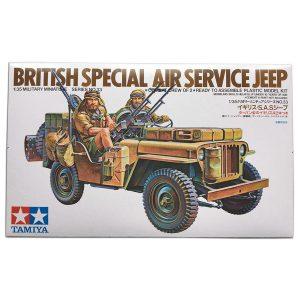 Tamiya 35033 1/35 British SAS Jeep