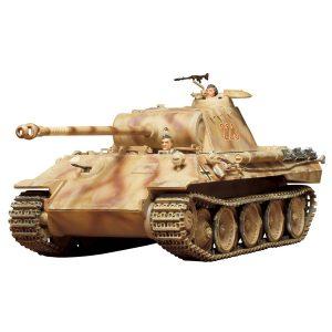 1/35 German Panther Medium Tank