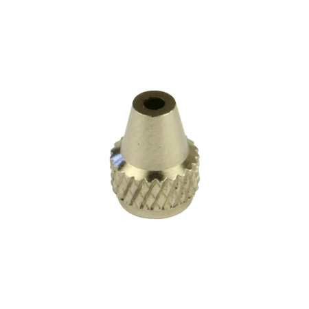 Needle chucking nut for Sparmax GP