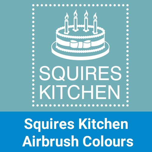 Squires Kitchen Airbrush Colours