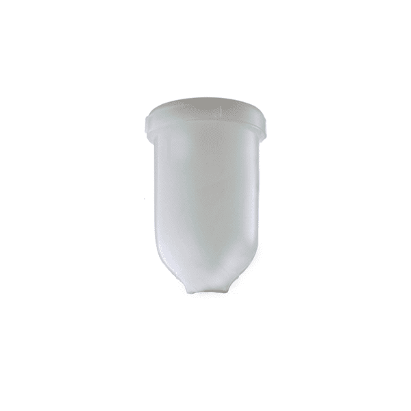 70cc Plastic Pot for Iwata LPH80 / Eclipse G3/G5 Spray Guns