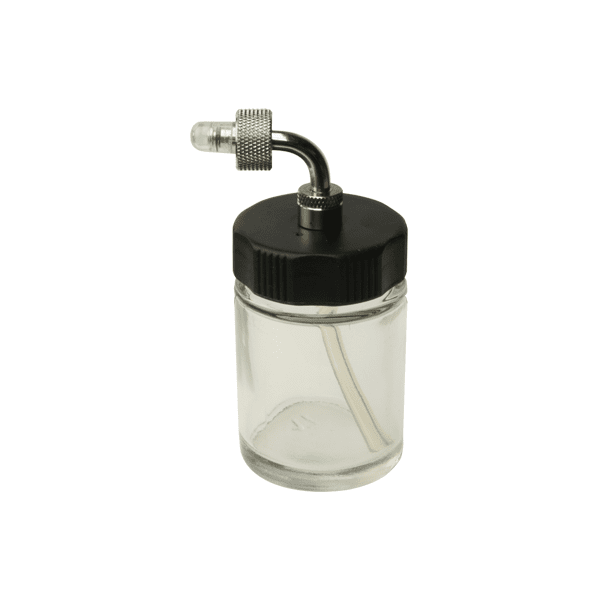 Sparmax 22cc glass bottle and adapter for DH-125
