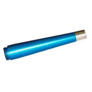 Badger blue aluminium handle 200