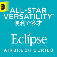 Iwata Eclipse Airbrushes