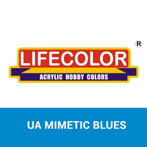 LifeColor UA Mimetic Blues