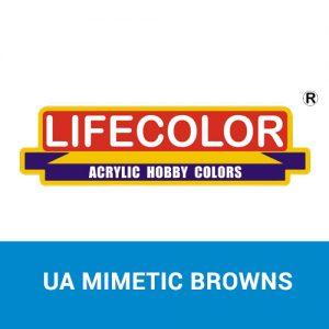 LifeColor UA Mimetic Browns
