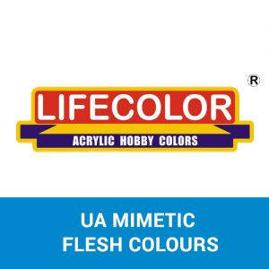 LifeColor UA Mimetic Flesh Colours