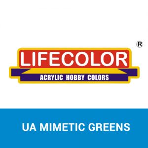 LifeColor UA Mimetic Greens