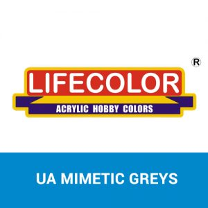 LifeColor UA Mimetic Greys