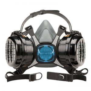 Viper Half Face Mask with A2P3 filter for high protection