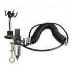 Sparmax 2-Way Airbrush Holder/Hanger with Air Pressure Regulator, Moisture Filter, bracket and cooling hose