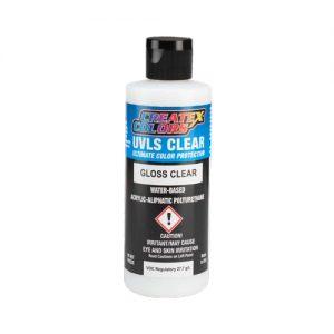Createx UVLS Gloss Clear 2oz (60ml)