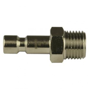Quick Disconnect Bayonet 1/4 Plug