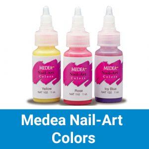 Medea Nail-Art Colour Range
