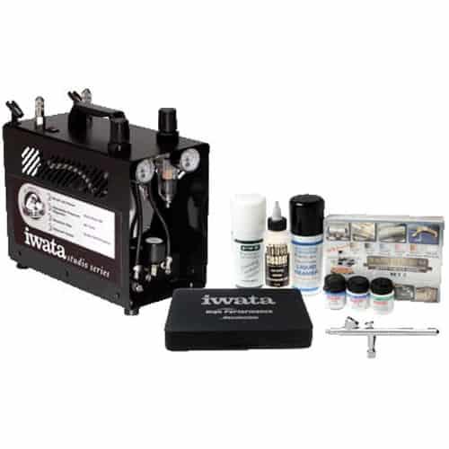 Iwata Powerjet Pro Scale Model Kit