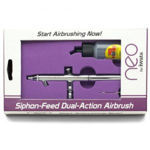 Neo for Iwata BCN siphon feed airbrush