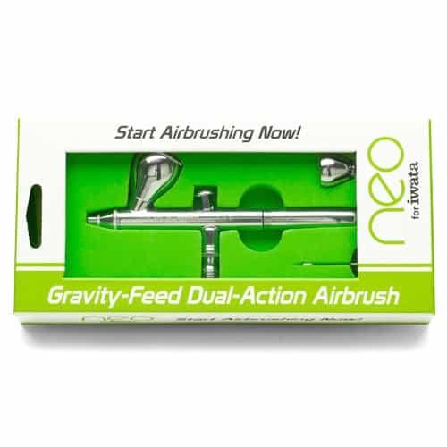 Cheap Iwata Airbrush - Neo CN Gravity Feed