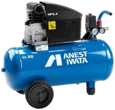Anest Iwata Effective Air 50 Litre Tank Compressor