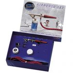 Paasche F1 Airbrush Set Including Hose And Bottles