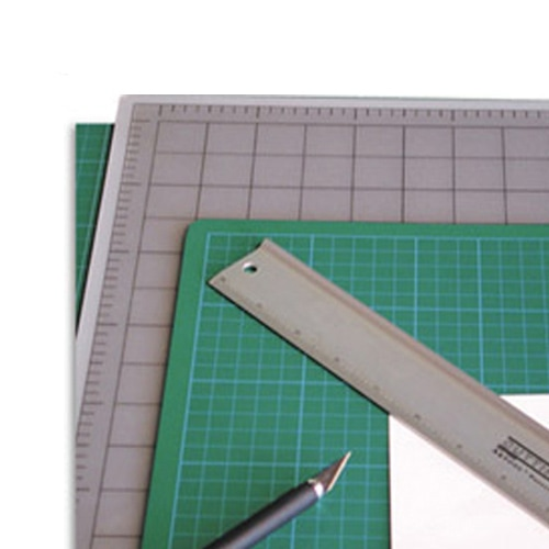 Artool Cutting Mat (22cm x 30cm) Green/Black