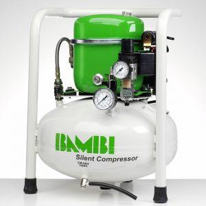 Bambi BB15V Silent Compressor