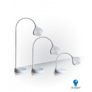 Daylight MAGnificent Floor and Table LED Magnifying Lamp