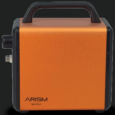 Sparmax ARISM Orange Mini Compressor - Electric Orange