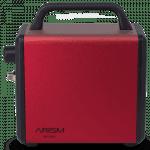Sparmax ARISM Mini Compressor – Burgandy Red