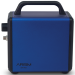 Sparmax ARISM Mini Compressor – Royal Blue