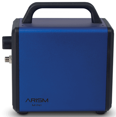 Sparmax ARISM Mini Compressor - Royal Blue