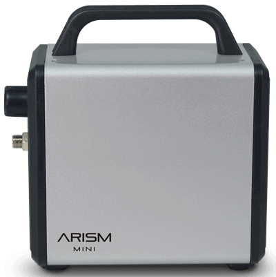 Compact Compressor by Sparmax ARISM - Star Silver