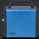 Sparmax ARISM Mini Compressor – Sky Blue
