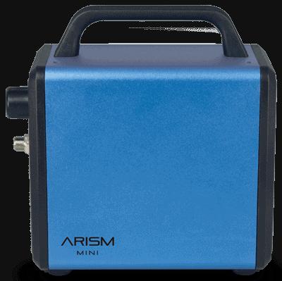 Sparmax ARISM Mini Compressor - Sky Blue