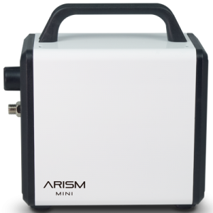 Sparmax ARISM portable Compressor - Snow White
