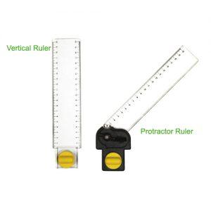 Teknica Protractor Ruler